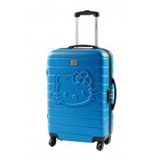 Maleta Sakura (Mediana) Hello Kitty Azul