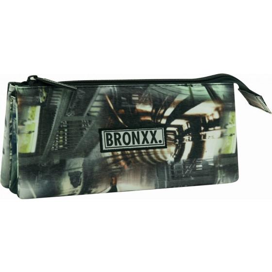 Portatodo Bronxx Subway 3 bolsillos