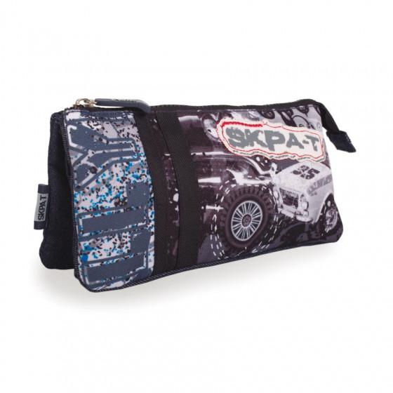 Estuche Rallye 3 bolsillos