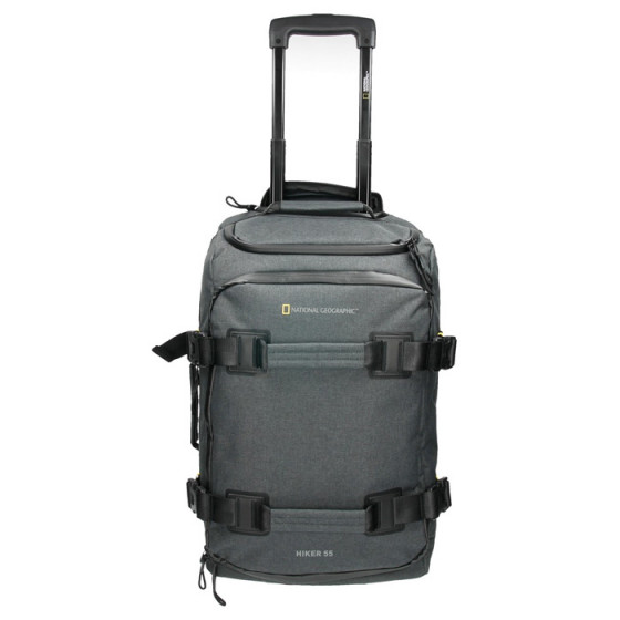 Bolsa Ruedas Expedition cabina Gris