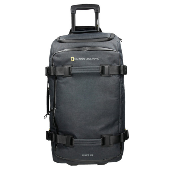 Bolsa ruedas Expedition mediana negra