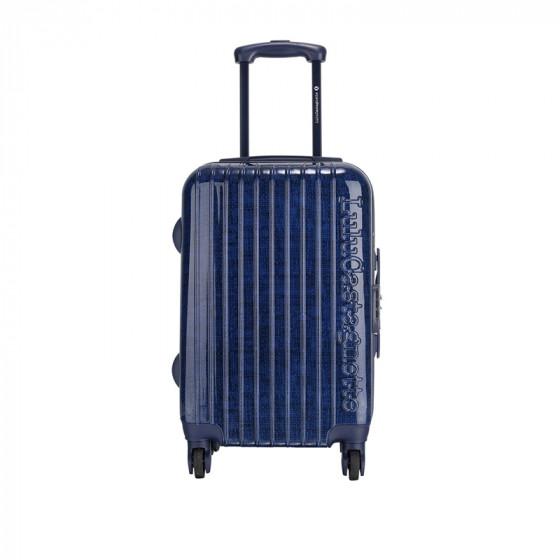 Maleta Jazz tamaño mediano color azul marino