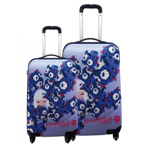 Conjunto de maletas Hitomi Kimmidoll
