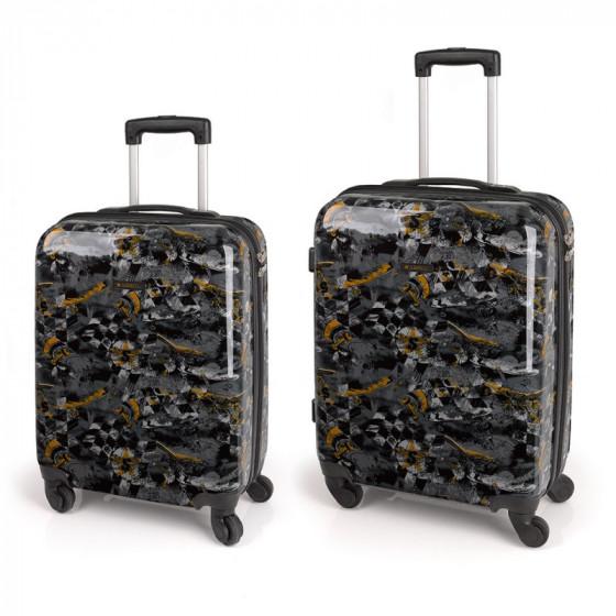 Set de maletas Gabol Loop