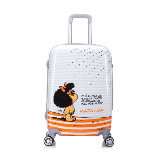 Maleta Mafalda colección Tarifa cabina