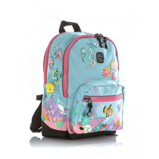 Mochila Friends Pick & Pack