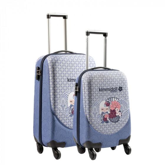 Set maletas Kimmidoll Nonomi
