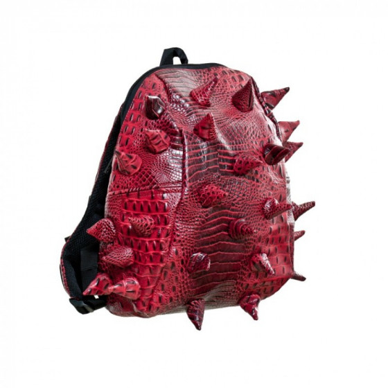 mochila later gator mediana roja