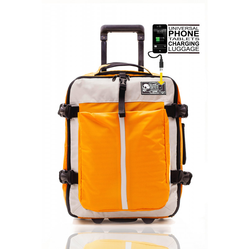 Maleta de cabina tokyoto soft yellow cargador - Maletas cabina easyjet ...