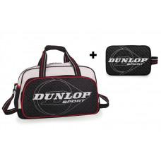Bolsa deporte Dunlop + Neceser