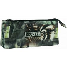 Estuche Bronxx Subway 3 Bolsillos