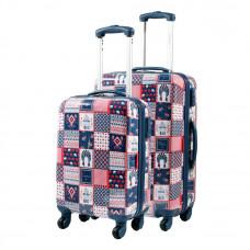 Juego maletas Sonora Flamenco 55-65