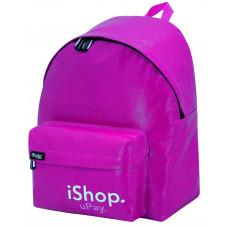Mochila iStyle Pink (escolar - juvenil)