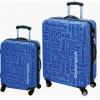 iStyle Azul Juego 2 Maletas (cabina-mediana)