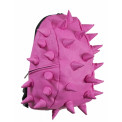 mochila pinchos rosa grande