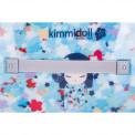 Neceser Kimmidoll, colección Hikari, detalle banda elástica trasera