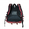 mochila madpax red trillion mediana roja